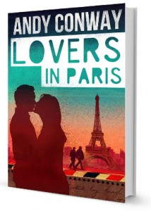 Lovers in Paris-cover3D