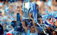 Man City are champions